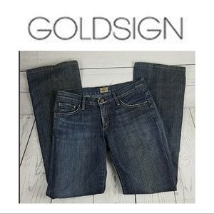 GoldSign Jean's Boot Cut Size 26